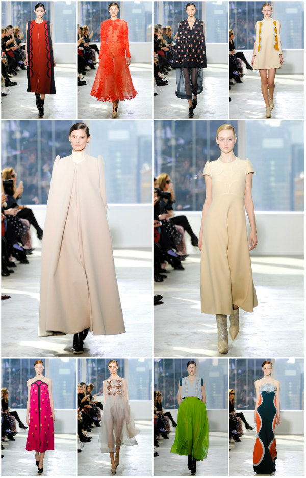 NEW YORK FASHION WEEK: TREND REPORT