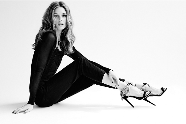 AQUAZZURA BY OLIVIA PALERMO