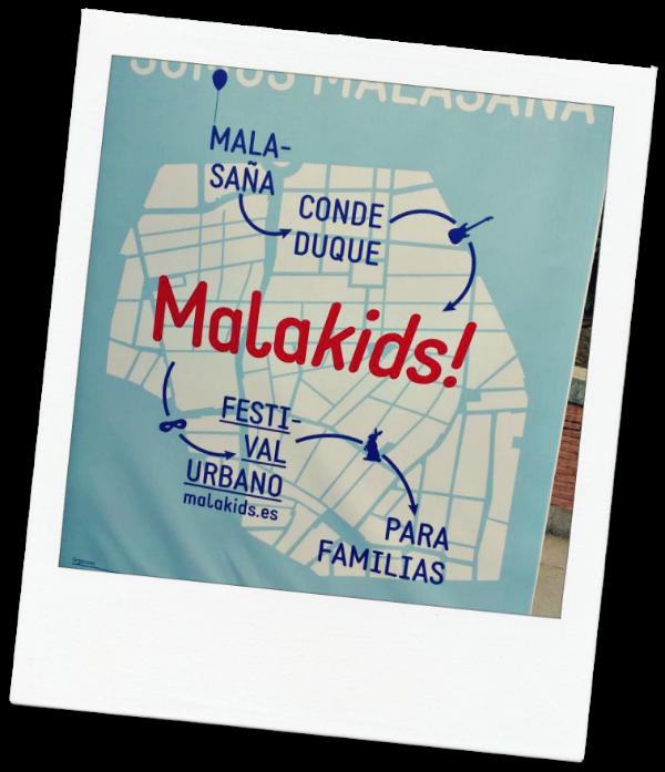 UN DÍA EN MALAKIDS, EL FESTIVAL PARA LAS FAMILIAS MÁS URBANAS