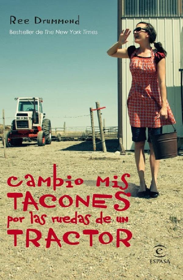 CAMBIO MIS TACONES POR LAS RUEDAS DE UN TRACTOR ¡VIVA EL FARM LIT!