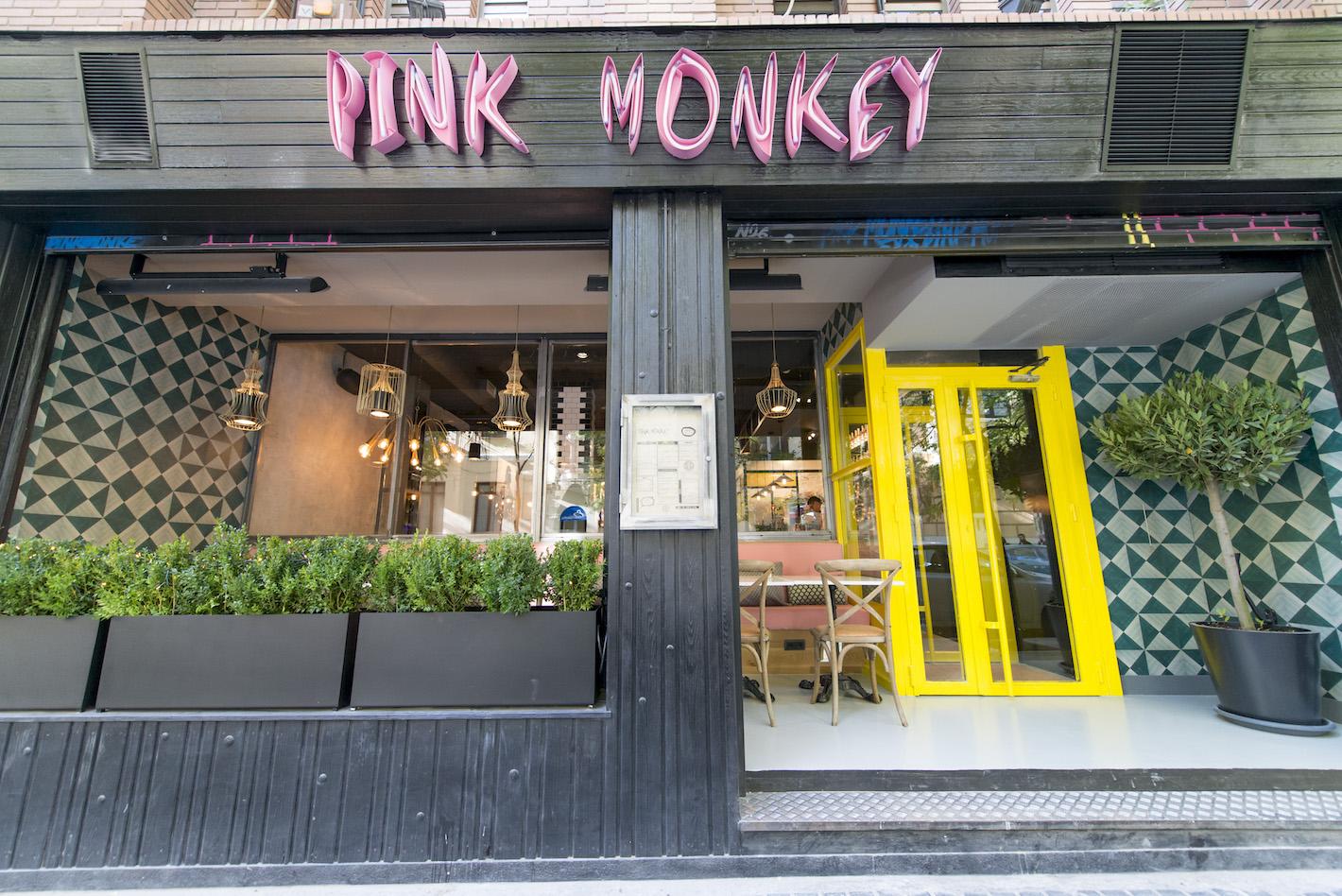PINK MONKEY, UN ASIANA GAMBERRO E INFORMAL