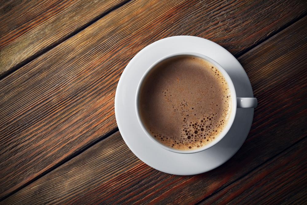 5 SÚPERALIMENTOS Y UN CAFÉ