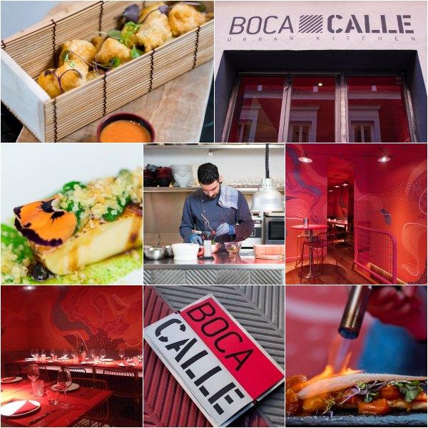 BOCACALLE, OTRADE STREET FOOD EN SALESAS