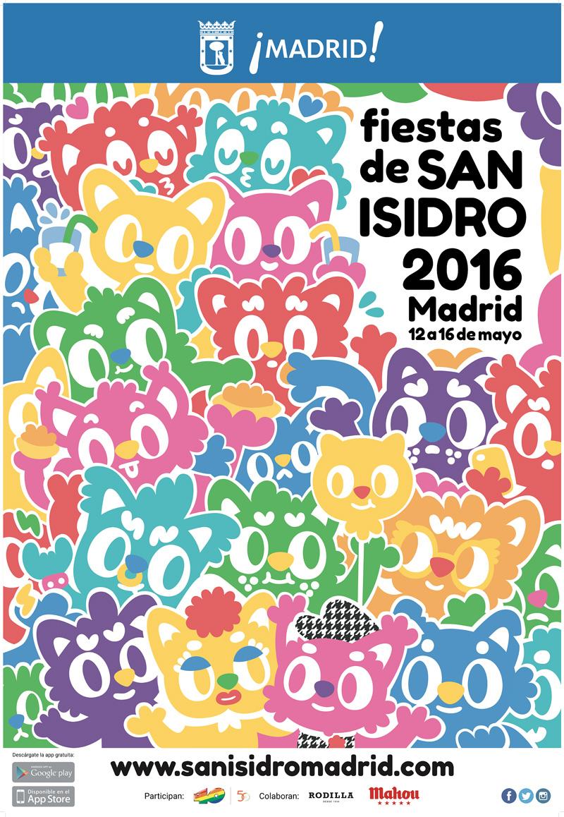 PLANES DE SAN ISIDRO EN MADRID