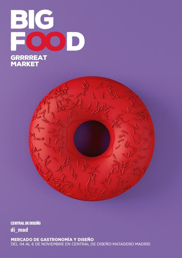 BIG FOOD GRRRREAT MARKET: GASTRONOMÍA Y DISEÑO