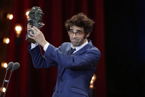 David Verdaguer - Premio Goya