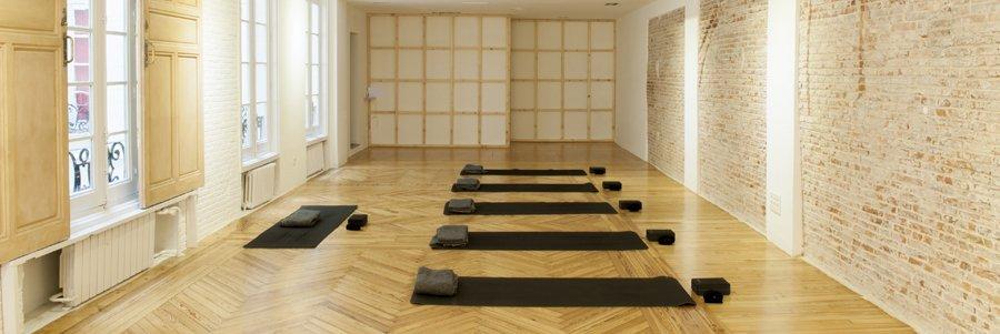 Centros de Yoga