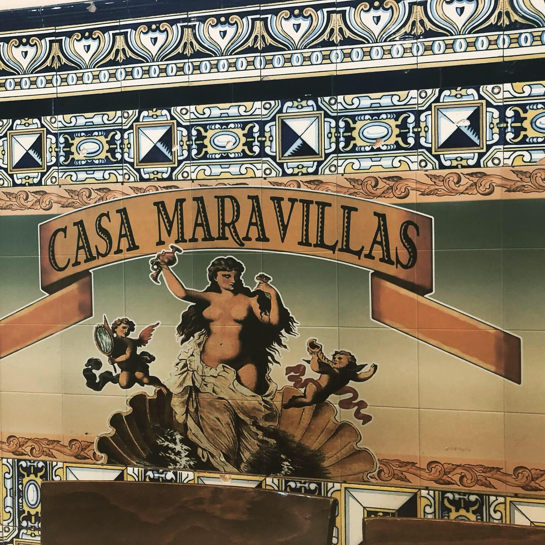 CASA MARAVILLAS:  COCIDO Y MUCHO MÁS