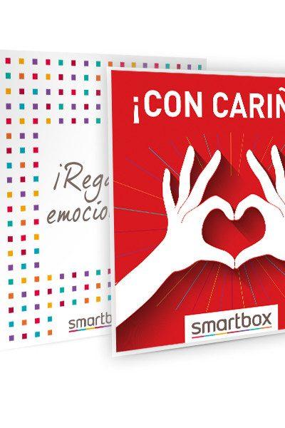 SMARTBOX:  EL REGALO MÁS DESEADO